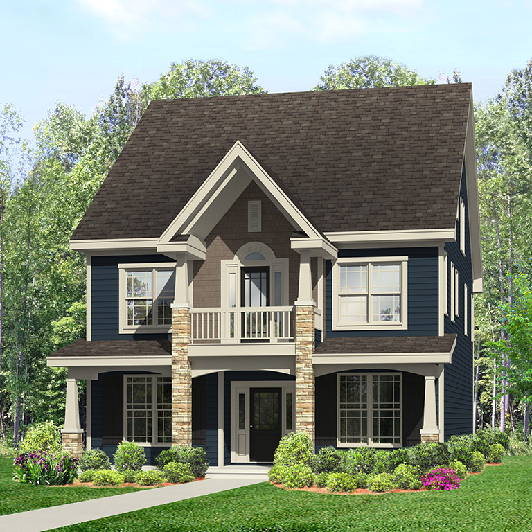 Home for sale at Sweetwater in Apex NC