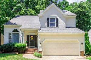 home for sale at landing falls in raleigh